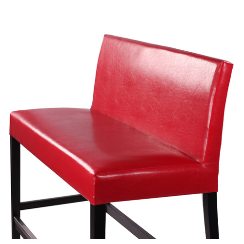 Dřevěné barové lavice a židle