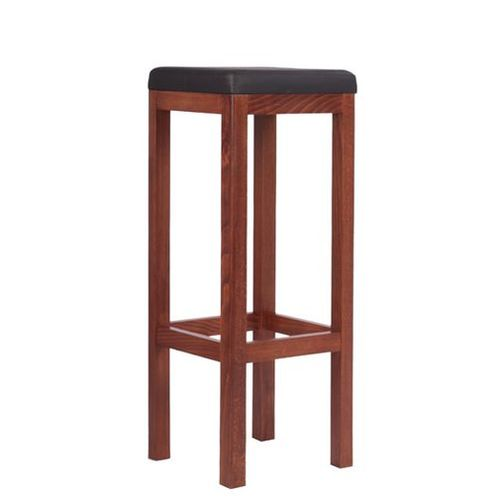 Dřevěná barová židle LIVO P