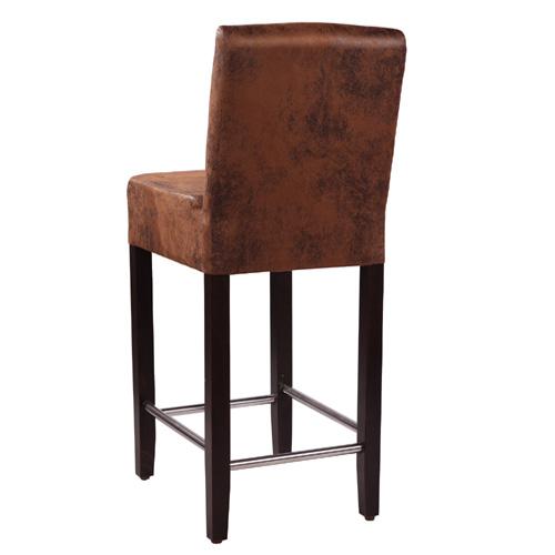 Drevení barové stoličky