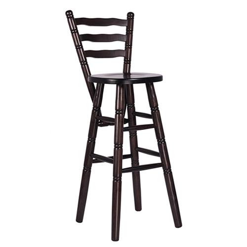 Masivní barové židle