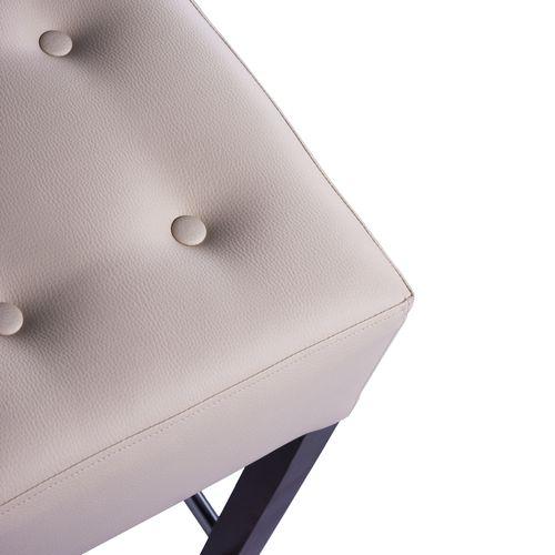 Čalouněné kuchyňské barové židle