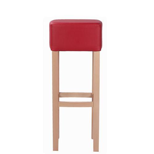 Dřevěná barová židle FANY
