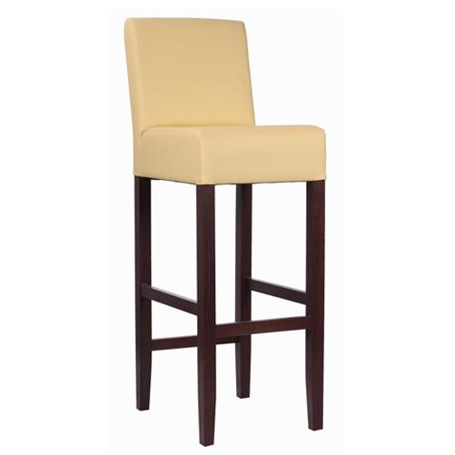 Dřevěné barové židle FAUST RL