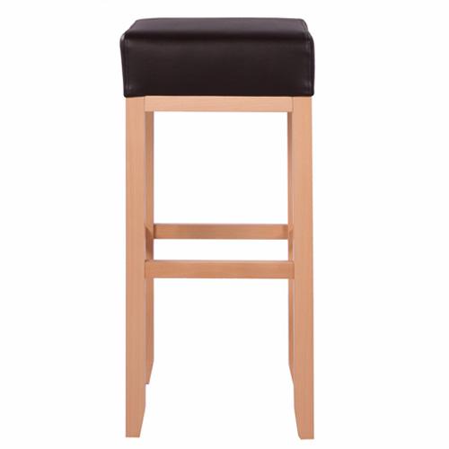 Barové židle dřevěné