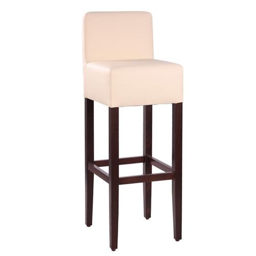 Dřevěná barová židle RIO RL