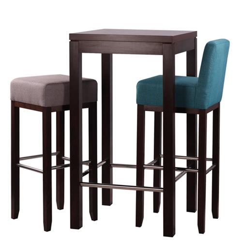 Darové židle s nerez trubkou