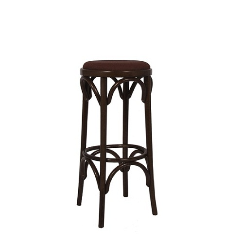 Dřevěná barová židle CLASSICO B70P