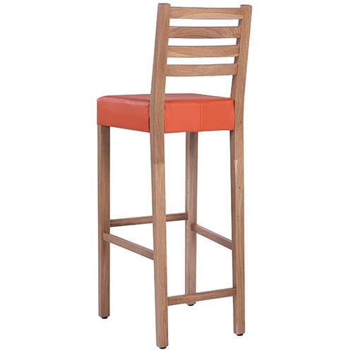 Dubové stoličky bar do restaurace