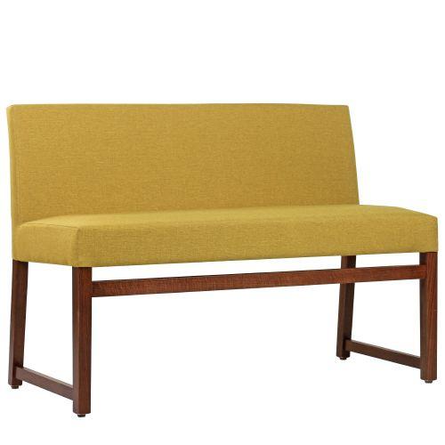 Čalouněná dřevěná barová lavice FALCO HB TH