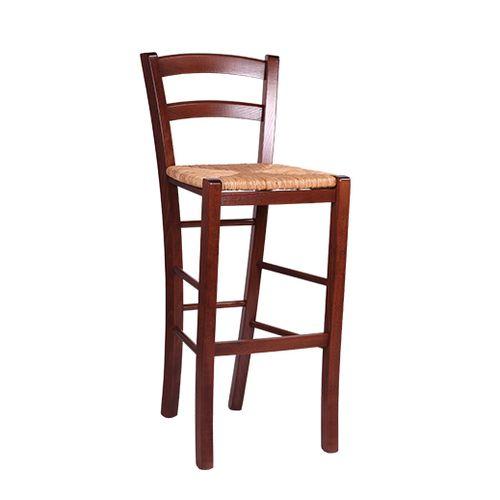 Dřevěné barové židle RICARDO BAR RS