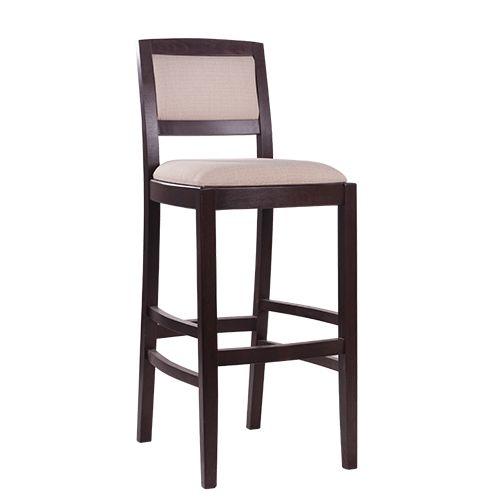 Dřevěné barové židle HEROLD BAR