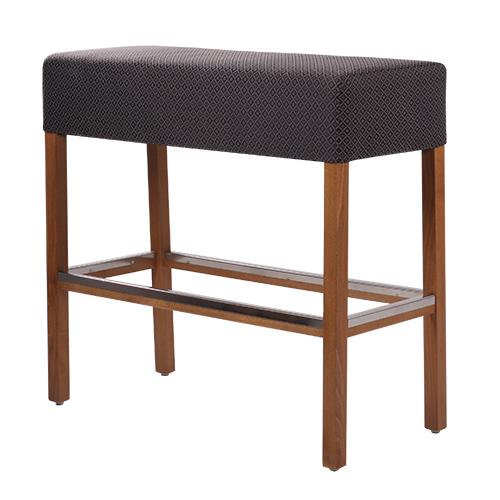 Barové čalouněné lavice