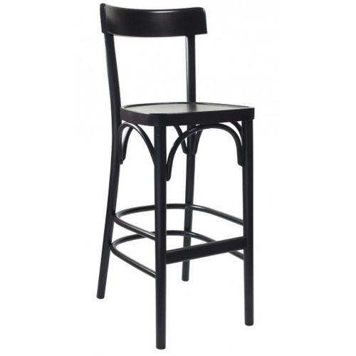 Ohýbané barové stoličky
