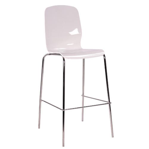 Kovová barová židle GLAMOUR Design