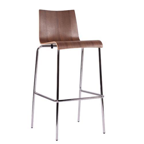 Barová židle ROMAN stohovatelná