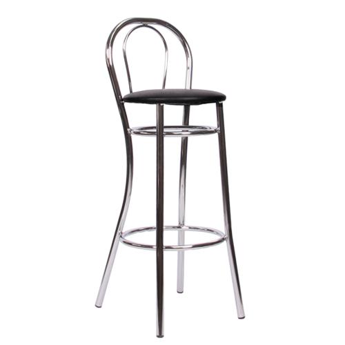 Kovové barové židle ELLY