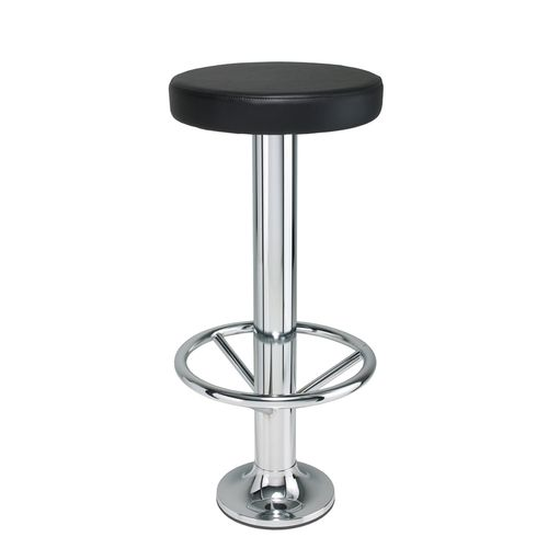 Kovové otočné barové židle NAVEX D otočný sedák
