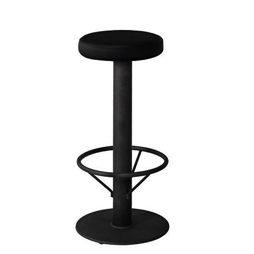 Kovové barové židle ROMA D otočný sedák