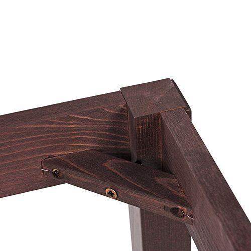 Odolní konstrukce pro restaurační stoly