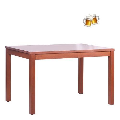 Masivní dřevěné stoly PUB do restaurace více rozměrů