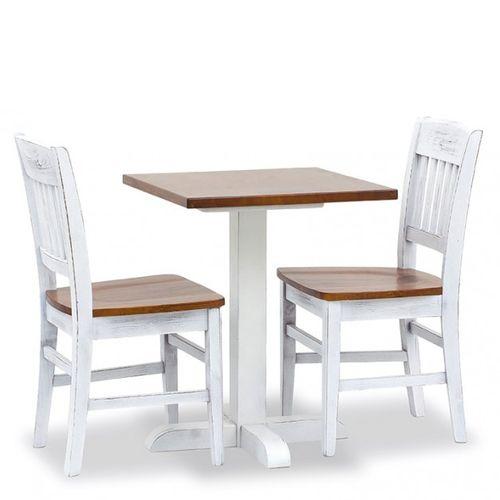 Dřevěné stoly a židle Vintage Look