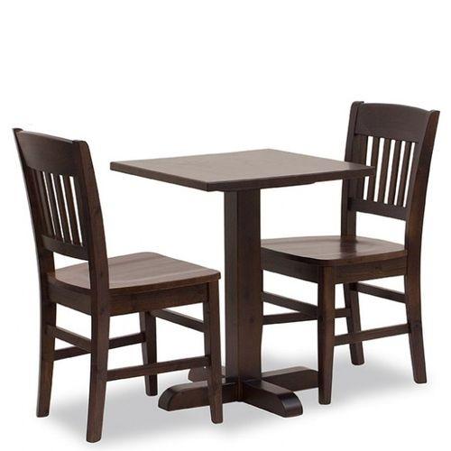 Dřevěné stoly a židle masivní borovice