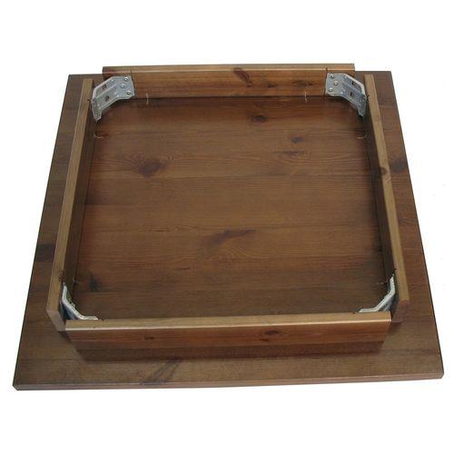 Jídelní stoly masivní borovice