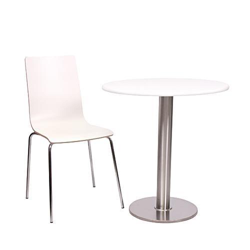 Kovové stoly a centrální stolové podnože