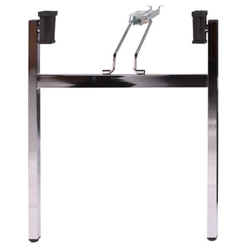 Kovové sklapovací nohy pro stůl