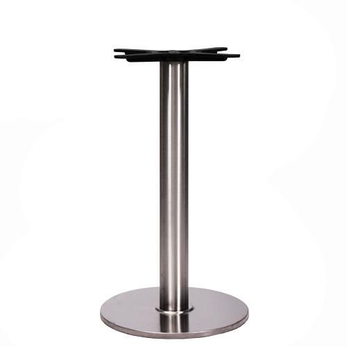 Kovové stolové nohy ARICA 40 IX nerez