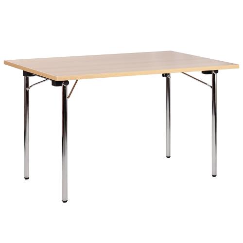 Kovové sklapovací stoly