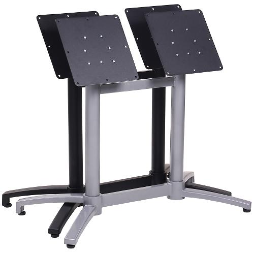 Sklapěcí stolové podnože MONACO DUO s možností stohování
