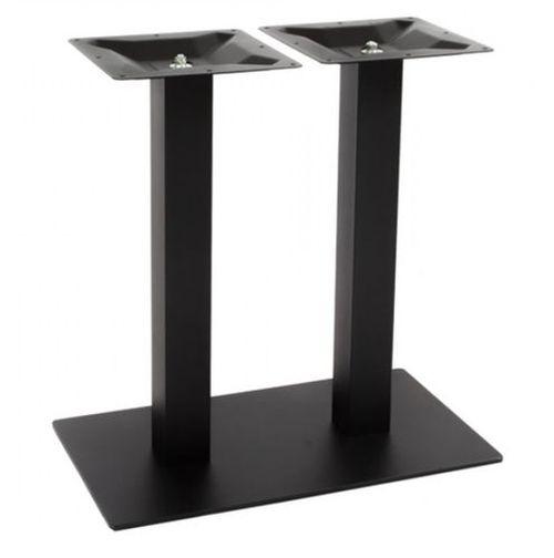 Kovové dvojité nohy ke stolu NIZZA DUO