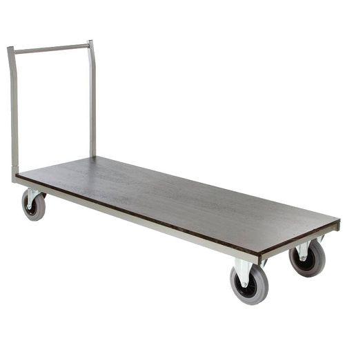 Přepravní vozík pro sklapovací stoly