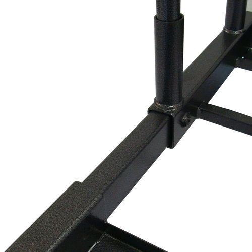 Univerzální vozík pro přepravu kovových židlí
