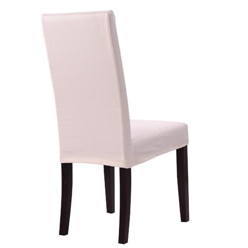 Tetilní dekorativní návleky na židle