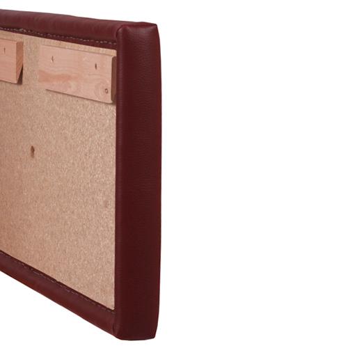 Čalouněný opěrák pro taburety
