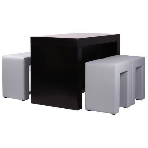 Lounge čalouněné taburety