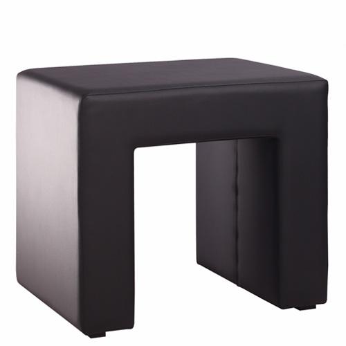 Čalouněný sedací taburet