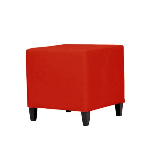 Čalouněné sedací kostky a taburetky