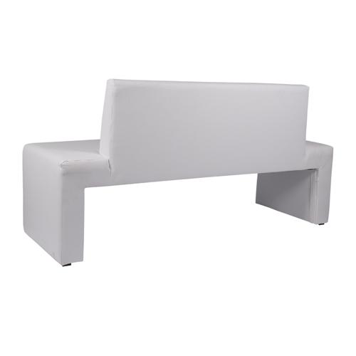 lavice s opěrkou