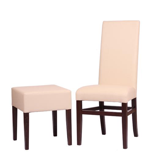 Taburet a židle