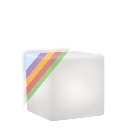 Svítící sedací kostky CUBO LED