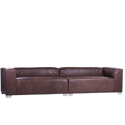 Čalouněné modulární lounge sedačky TOM 3