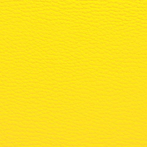 Textilní koženka BR 09 sluníčkově zlutá