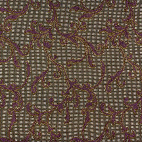 Potahová látka dekor PARIS 4001 fialová