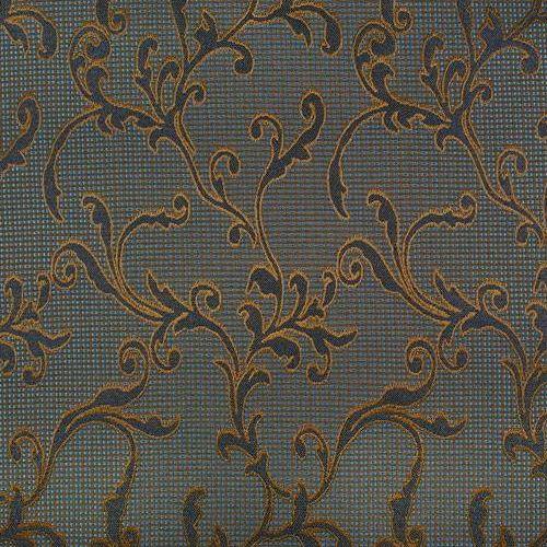 Potahová látka dekor PARIS 5002 tmavě modrá