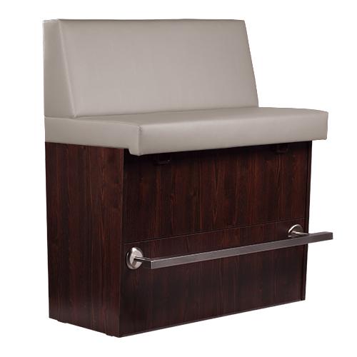 Barové čalouněné lavice TRENTO BAR 100