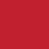Plast ISA červená