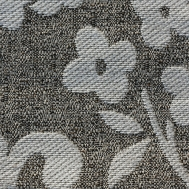 Látka s dekorem AKR 11 béžová-krémová